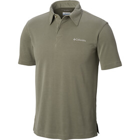 Columbia Sun Ridge Polo Homme, cypress
